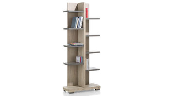 Coiba boekenkast