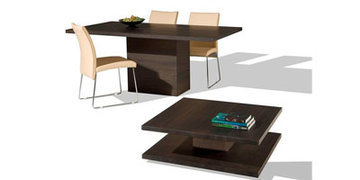 Aanbieding tafels