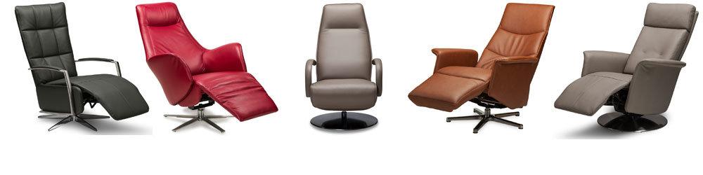 Verwen uw zelf met een relaxfauteuil van Kubus Wonen met een scala aan mogelijkheden!