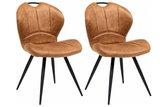 cognac,eetkamerstoelen,miracle,maxfurn,kubus,wonen,culemborg,eetstoelen,stoelen,stoel,miracle