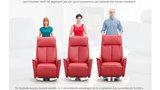 relaxfauteuil,5070,kubus,wonen,culemborg,relaxfauteuils,hjort,knudsen,manueel,elektrisch,verstelbaar,relax,stoel,