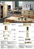 Omega dressoir 250 cm._