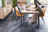 happy at home stoelen laurelle tatra mosterd antraciet taupe kleur kubus wonen culemborg