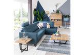 dressoir larissa 180 cm breed massief eiken kubus wonen culemborg happy at home