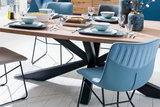 cladio, eetkamertafel, 38806, 38809, tafel. eettafel, happy at home, kubus wonen, caldio, tafel, cladio, eetkamertafel,tafel, e