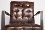 rock, fauteuil, industrieel, leder, tabacco, dgb, agneturen, kubus, wonen, fauteuils, kopen, fauteuil,