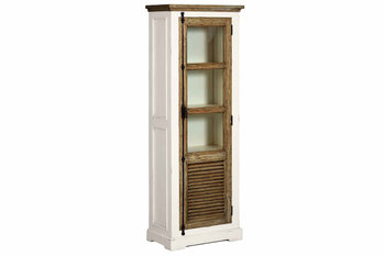 Amanda vitrinekast 1 deur