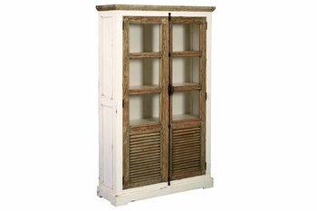Amanda vitrinekast 2 deurs
