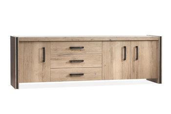 Omega dressoir 250 cm.