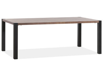 Eetkamertafel Royalty-1 190 x 90 cm (poot 8x8 cm)