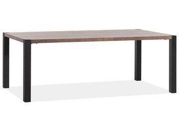 Eetkamertafel Royalty-1 240 x 100 cm (poot 8x8 cm)