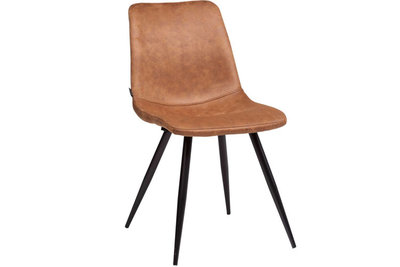 spot,eetkamerstoel,stoel,softyl,stof,aanbieding,stoelen,microvezel,pebble,steel,cognac,maxfurn,kubus,wonen,culemborg