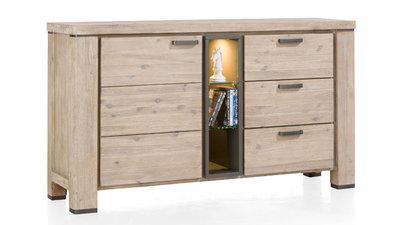 Coiba,dressoir,dressoirs,160cm,160,cm,tibet,grey,happy,at,home,happy@home,kubus,wonen,culemborg,woonprogramma