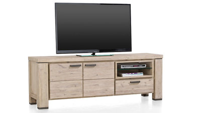 Coiba,tv,dressoir,tv,kast,dressoirs,170cm,170,cm,lowboard,tibet,grey,happy,at,home,happy@home,kubus,wonen,culemborg,woonprogram