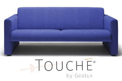 Touche,dexter,3,zits,bank,banken,bankstellen,gealux,touche,fauteuil,fauteuils,leder,stof,leer,stoffen,ploeg,kvadrat,kubus,wonen