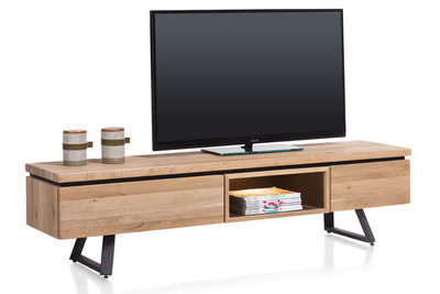 Tv Kast 150 Breed.Larissa Tv Dressoir Tv Kast 180 Cm Breed Scherpste Prijs