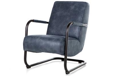 cherokee,blauw,fauteuil,fauteuils,pien,kubus,wonen,culemborg,eleonora