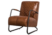 fauteuil, biker, guuz, wyber, dfg, fauteuils, industrieel, fauteuils, leder, buffel,