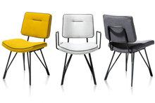 eetkamerstoel bruce happy at home stoelen eetkamerstoelen stof lana kubus wonen culemborg