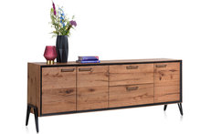 39801,janella,dressoir,210,cm,happy,at,home,dressoirs,kubus,wonen,culemborg,meubelstad,eiken,noten,kleur,