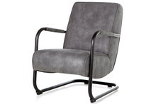 fauteuil,fauteuils,pien,antraciet,cherokee,armleuning,kubus,wonen,culemborg,eleonora